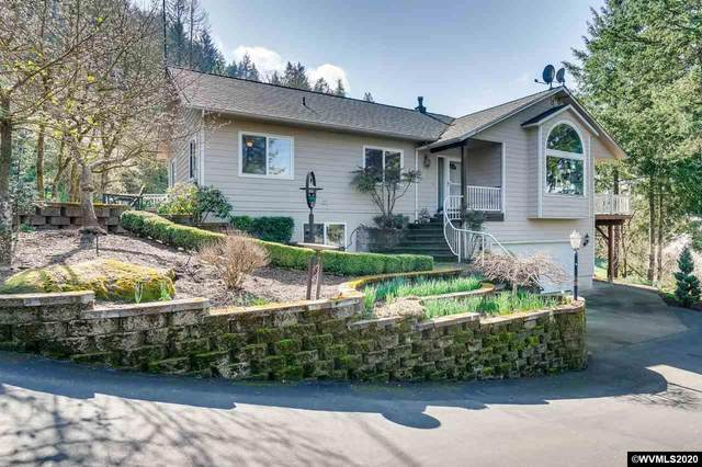13586 Parrish Gap Rd SE, Jefferson, OR 97352 (MLS #760831) :: Sue Long Realty Group