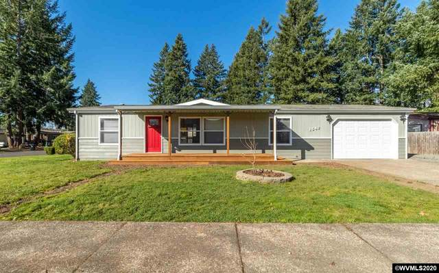 1542 40th Ln, Sweet Home, OR 97386 (MLS #760972) :: Gregory Home Team