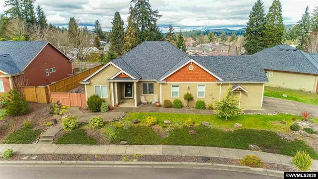 982 Pinetop St, Sweet Home, OR 97386 (MLS #761207) :: Gregory Home Team