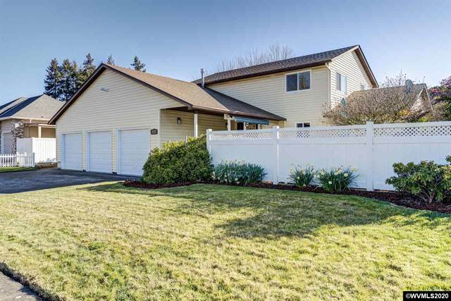 2995 Fir Oaks Dr SW, Albany, OR 97321 (MLS #761233) :: Gregory Home Team
