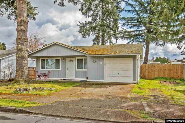 869 54th Pl, Springfield, OR 97478 (MLS #761442) :: Song Real Estate