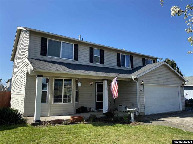 744 Wisteria St, Independence, OR 97351 (MLS #761614) :: Sue Long Realty Group