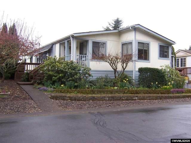 33125 SE White Oak (#44) #44, Corvallis, OR 97333 (MLS #761669) :: Gregory Home Team