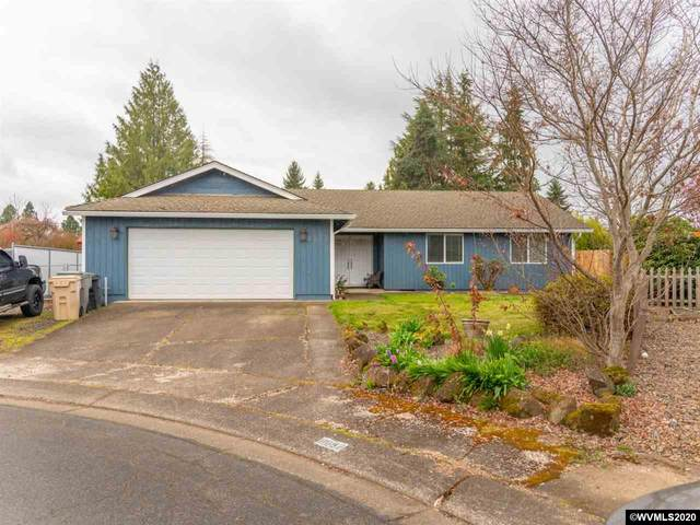 6092 Carrol Pl SW, Albany, OR 97321 (MLS #761755) :: The Beem Team - Keller Williams Realty Mid-Willamette
