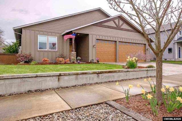 32949 Wildrose Dr, Tangent, OR 97389 (MLS #761821) :: Gregory Home Team