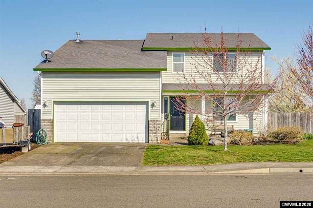 669 Burghardt Dr, Molalla, OR 97038 (MLS #761865) :: The Beem Team - Keller Williams Realty Mid-Willamette