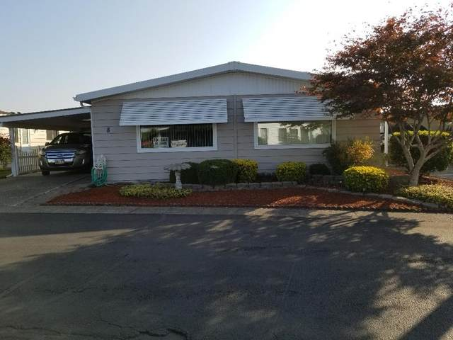 4730 Auburn (#8) NE #8, Salem, OR 97301 (MLS #761946) :: Premiere Property Group LLC