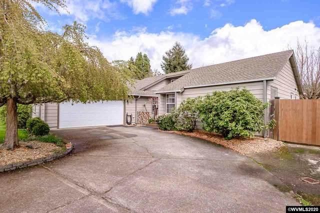 1551 Downing Dr, Lebanon, OR 97355 (MLS #761981) :: Gregory Home Team