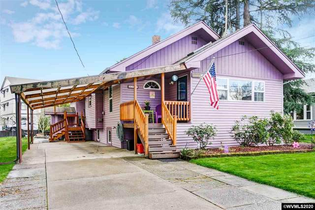 407 Brook St, Silverton, OR 97381 (MLS #762038) :: Gregory Home Team