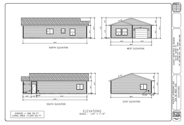334 SE Reef Av, Lincoln City, OR 97367 (MLS #762128) :: Premiere Property Group LLC