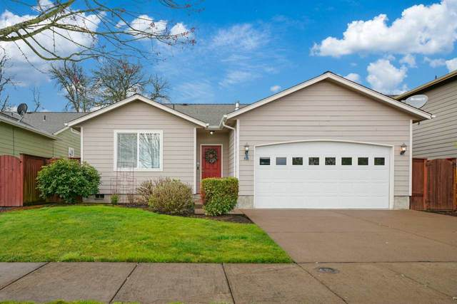 916 Trinity St NE, Albany, OR 97322 (MLS #762130) :: The Beem Team - Keller Williams Realty Mid-Willamette