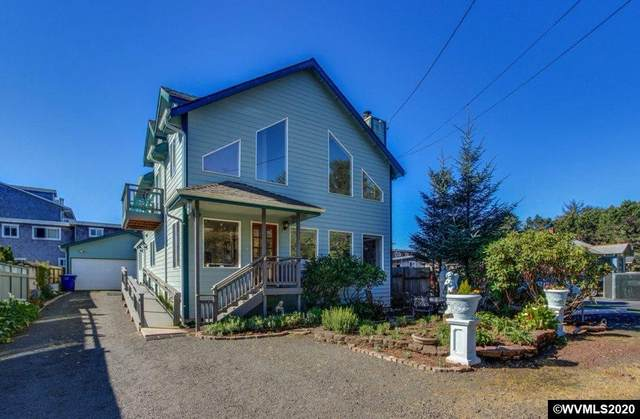 858 SW 50th St, Lincoln City, OR 97367 (MLS #762196) :: Premiere Property Group LLC