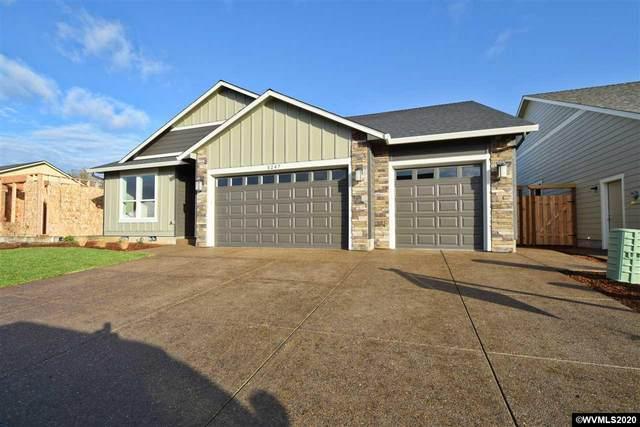 5247 Davis (Lot #70) St SE, Turner, OR 97392 (MLS #762197) :: Gregory Home Team