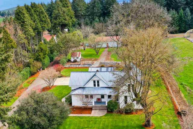 5724 Shaw Hwy SE, Aumsville, OR 97325 (MLS #762218) :: The Beem Team - Keller Williams Realty Mid-Willamette