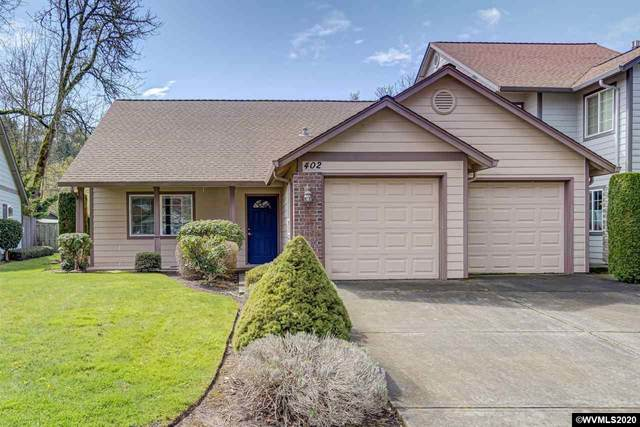 402 Walnut Wy, Silverton, OR 97381 (MLS #762249) :: Gregory Home Team