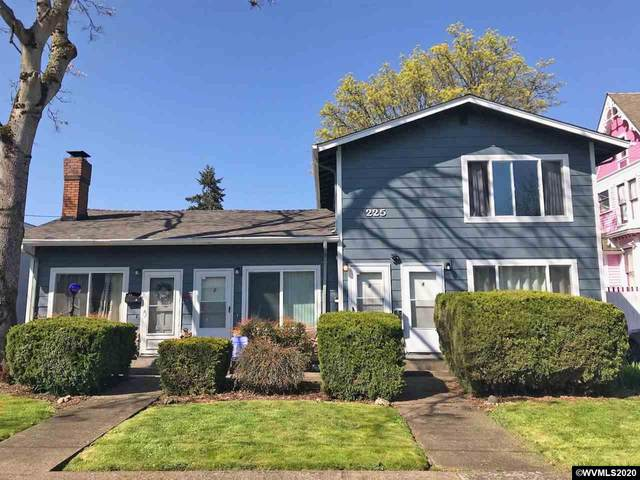 225 6th SE, Albany, OR 97321 (MLS #762353) :: Gregory Home Team