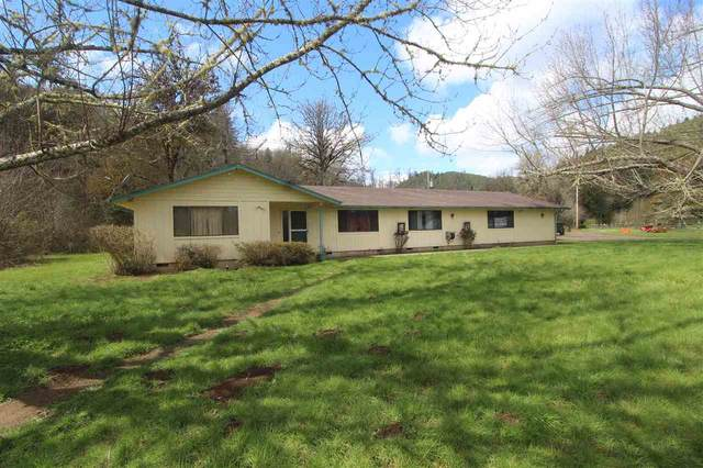 22124 Highway 126, Noti, OR 97461 (MLS #762357) :: Hildebrand Real Estate Group