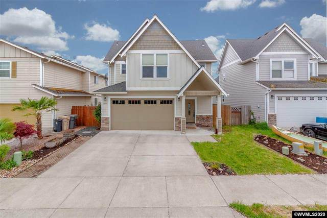 3849 Ryunkin St SE, Albany, OR 97322 (MLS #762429) :: Kish Realty Group