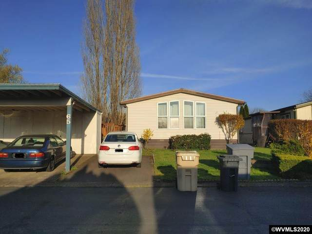 300 SE Goodnight (#65) #65, Corvallis, OR 97333 (MLS #762659) :: Sue Long Realty Group