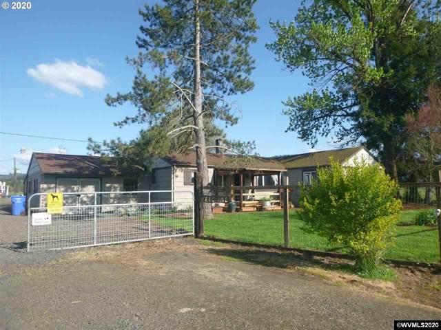 38609 Richardson Gap Rd, Scio, OR 97374 (MLS #763045) :: Gregory Home Team