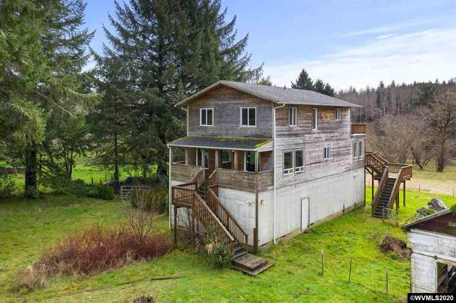 15138 Siletz Hwy, Siletz, OR 97380 (MLS #763071) :: Hildebrand Real Estate Group