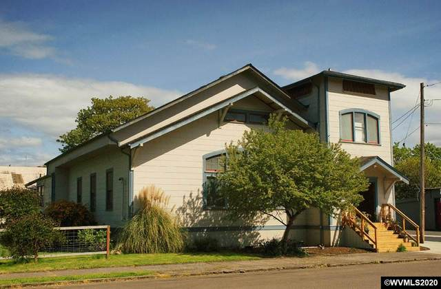 207 N Main, Jefferson, OR 97352 (MLS #763076) :: Sue Long Realty Group