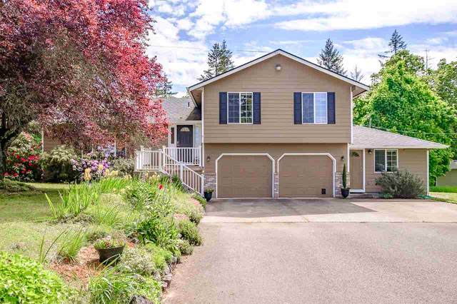 1071 Skyline Dr NW, Albany, OR 97321 (MLS #763299) :: Gregory Home Team