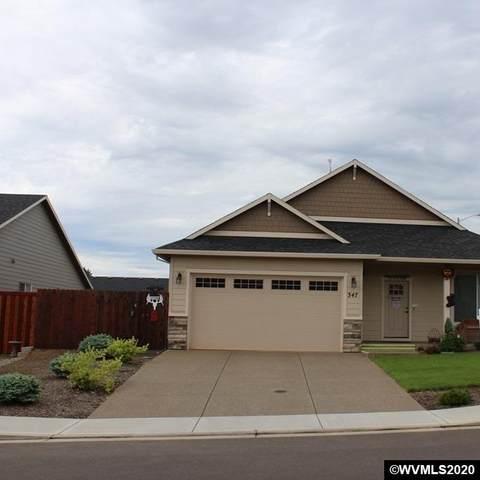 347 SE Belgian St, Sublimity, OR 97385 (MLS #763334) :: Hildebrand Real Estate Group