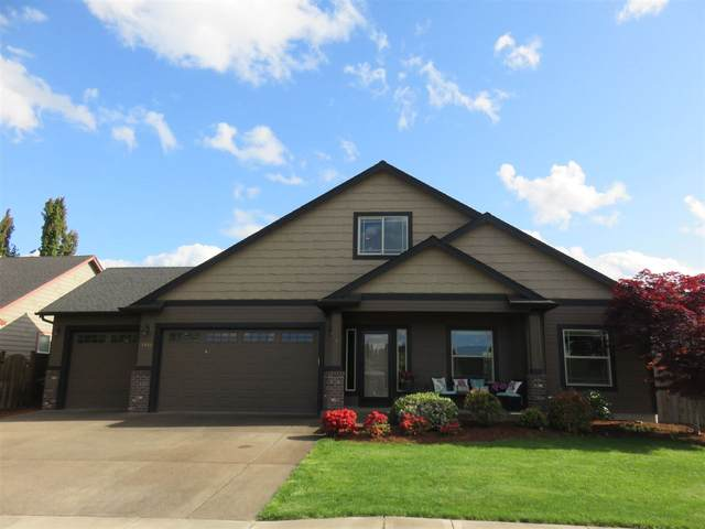 9932 Bobcat St, Aumsville, OR 97325 (MLS #763375) :: Gregory Home Team