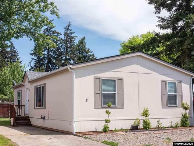 4155 Lancaster NE #47, Salem, OR 97305 (MLS #763382) :: Gregory Home Team