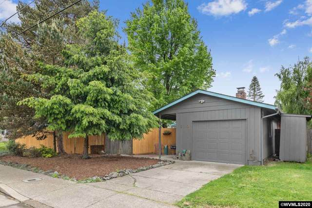 210 SE Park Av, Corvallis, OR 97333 (MLS #763442) :: Gregory Home Team