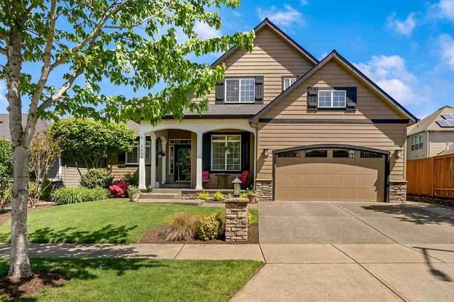 5434 Salal St SE, Salem, OR 97306 (MLS #763485) :: Hildebrand Real Estate Group