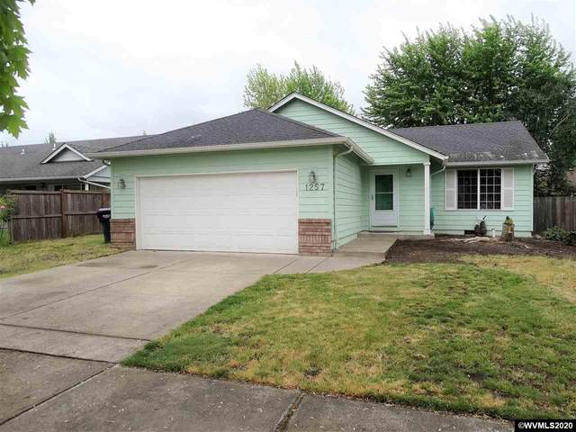 1257 S 7th St, Independence, OR 97351 (MLS #763509) :: Sue Long Realty Group