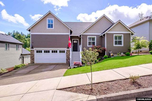 341 Boulder Ridge Dr, Sweet Home, OR 97386 (MLS #763540) :: Gregory Home Team