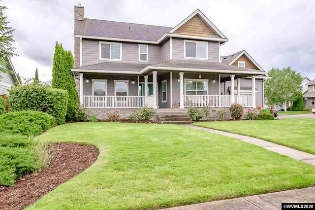 1823 Blackwood Dr E, Monmouth, OR 97361 (MLS #763594) :: Sue Long Realty Group