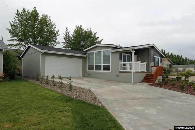 2601 NE Jack London St #111, Corvallis, OR 97330 (MLS #763780) :: Sue Long Realty Group