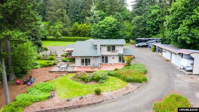 5032 Scenic Dr NW, Albany, OR 97321 (MLS #763785) :: Gregory Home Team