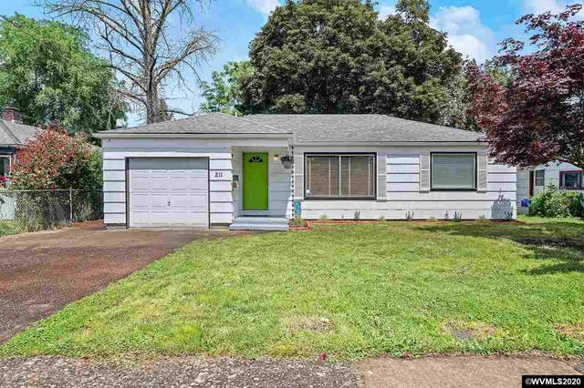 211 Berry St, Lebanon, OR 97355 (MLS #763856) :: Change Realty