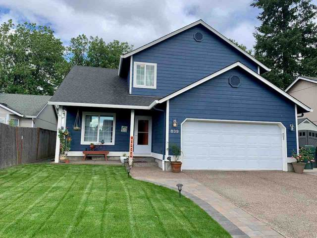 839 Griffin Dr, Monmouth, OR 97361 (MLS #763916) :: Coho Realty