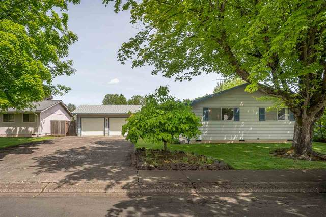 4137 Denton Pl SE, Albany, OR 97322 (MLS #763945) :: Gregory Home Team