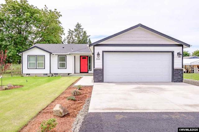 300 University St, Jefferson, OR 97352 (MLS #763958) :: Sue Long Realty Group