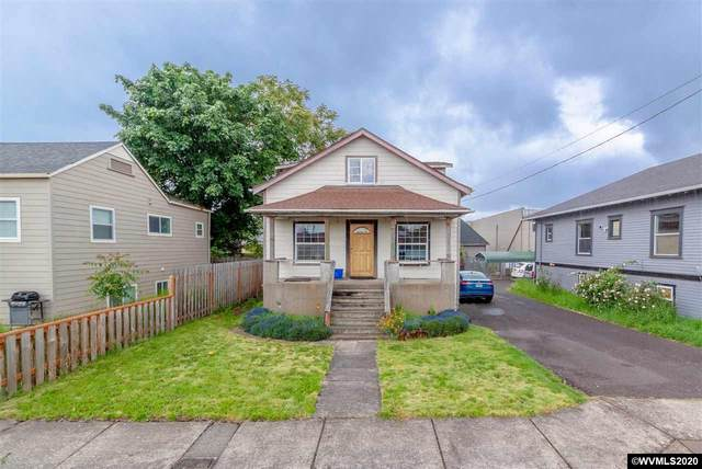 321 12th Av SW, Albany, OR 97321 (MLS #763976) :: Coho Realty