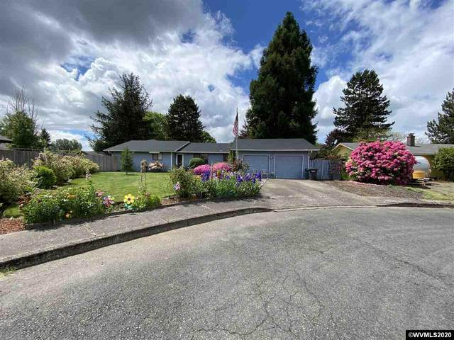 1345 Richard Ct, Independence, OR 97351 (MLS #764005) :: Sue Long Realty Group
