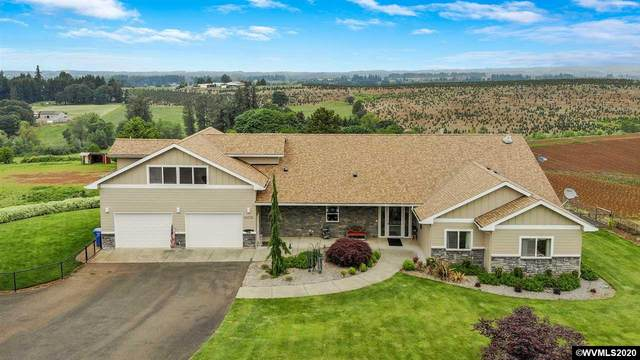 40279 Cole View Dr, Scio, OR 97374 (MLS #764021) :: Gregory Home Team