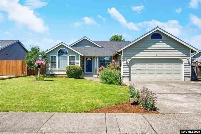 842 29th Av, Sweet Home, OR 97386 (MLS #764031) :: Change Realty