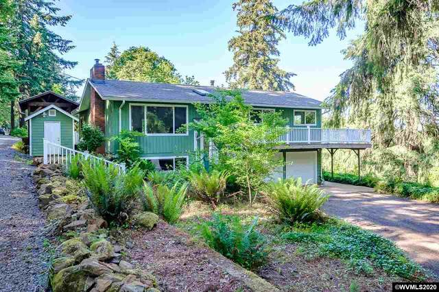 25370 Crescent Hill Rd, Sweet Home, OR 97386 (MLS #764072) :: Hildebrand Real Estate Group