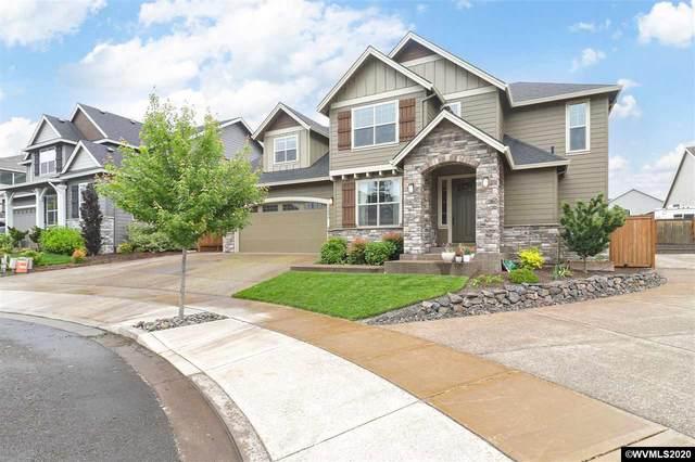 12696 Pavilion Pl, Oregon City, OR 97045 (MLS #764081) :: Change Realty