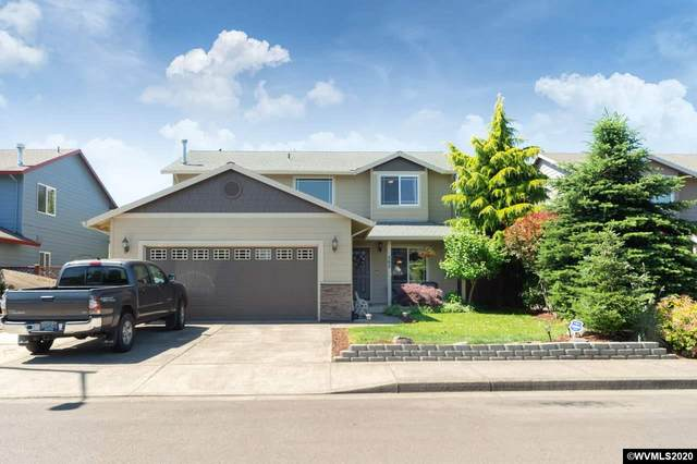 565 Elm Dr E, Gervais, OR 97026 (MLS #764117) :: Song Real Estate