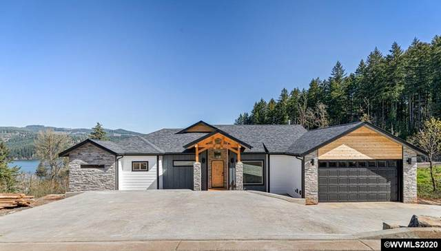 6324 Lakepointe Wy, Sweet Home, OR 97386 (MLS #764124) :: Gregory Home Team