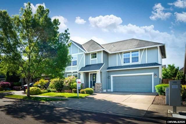 879 SE Bayshore Cl, Corvallis, OR 97333 (MLS #764126) :: Gregory Home Team